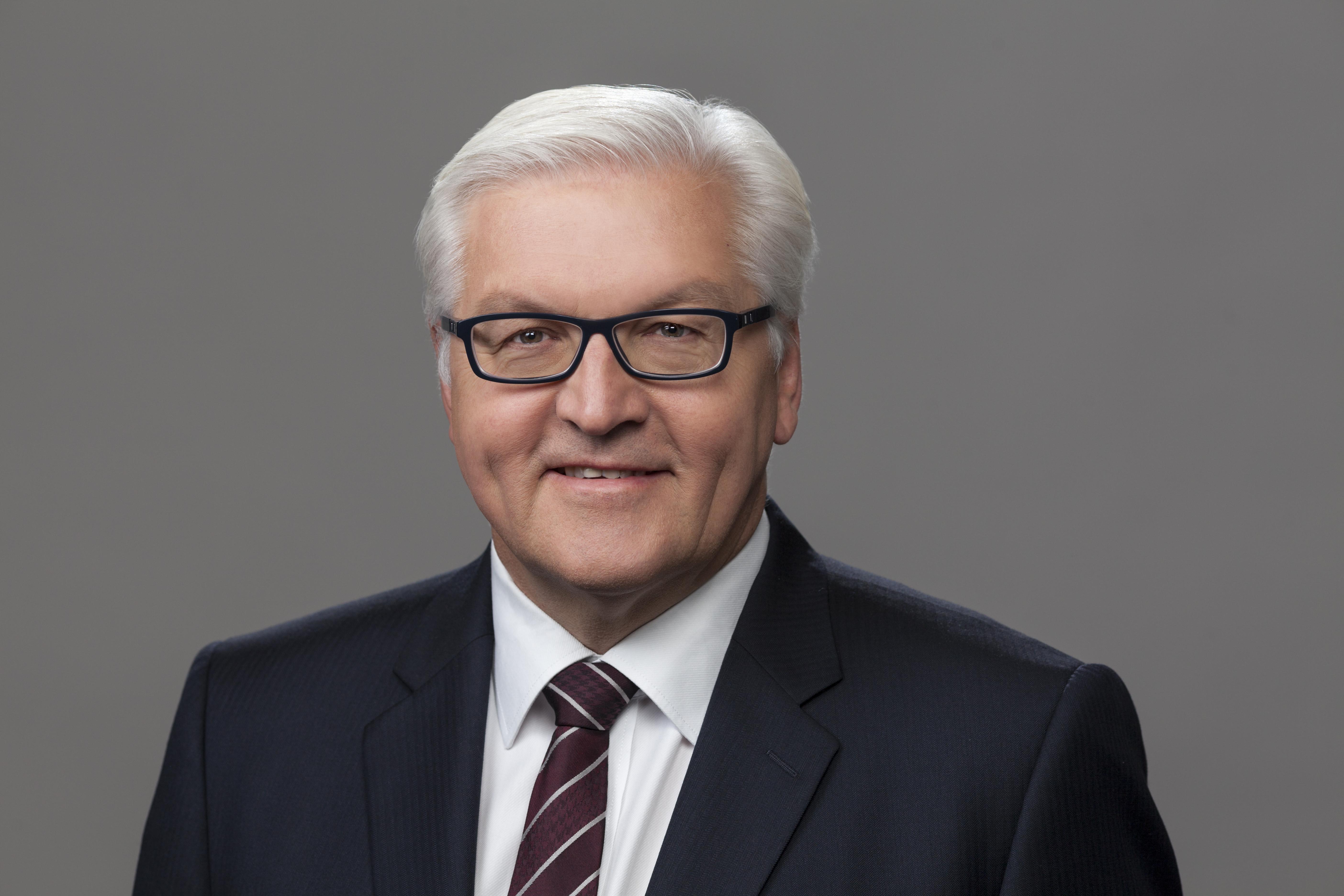 Dr Frank Walter Steinmeier MdB